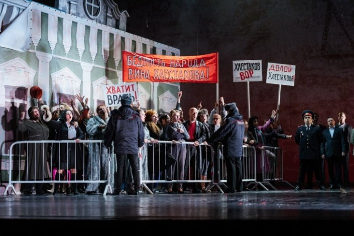 Астраханский театр оперы и балета в Москве постигла неудача