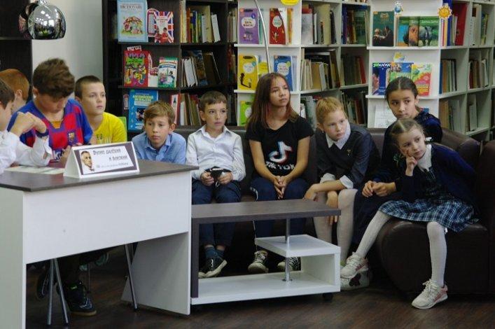Астраханским детям рассказали об Иване Бунине