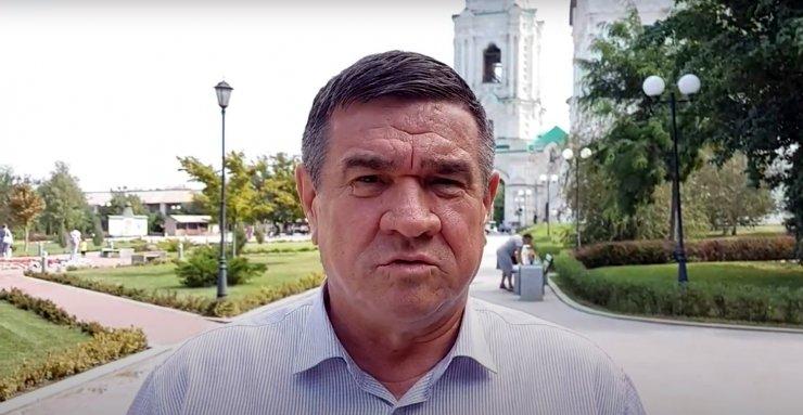 Астраханский оппозиционер требует привлечь блогера к ответу