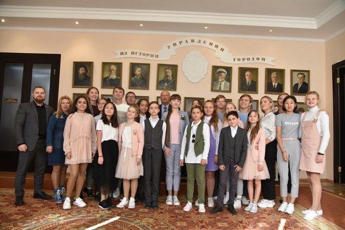 Городская администрация помогает юным КВНщикам Астрахани