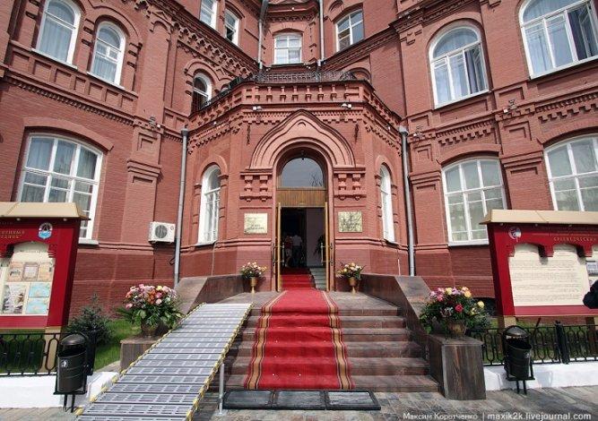 Астраханский музей-заповедник проводит дистанционные экскурсии