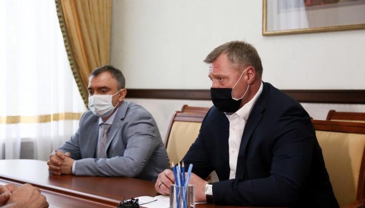 Игорь Бабушкин сделал предложение астраханским политикам