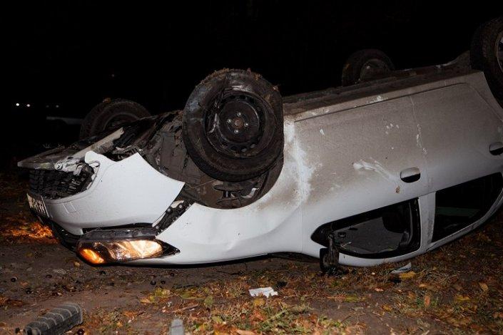 За гибель человека в ДТП ответит водитель, севший пьяным за руль
