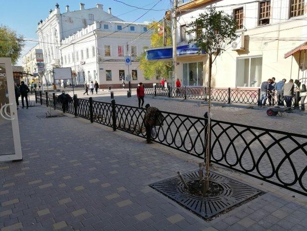 Астраханцы раскритиковали ремонт улицы Ахматовская