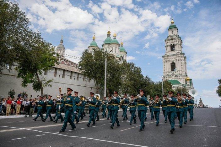 В Астрахани отменён фестиваль «Фанфары Каспия»