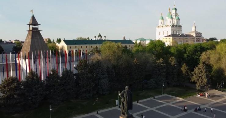Астрахань вошла в топ-10 лучших городов для аллергиков