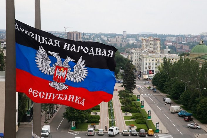 На Донбассе погиб астраханец