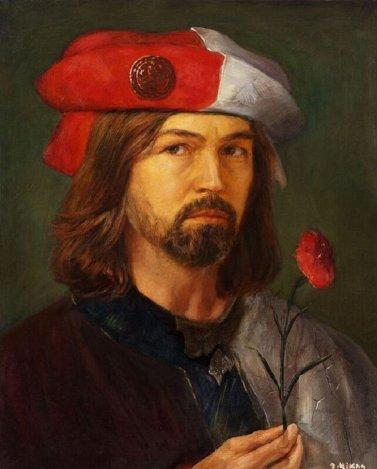 В Астрахани пройдёт выставка Никаса Сафронова