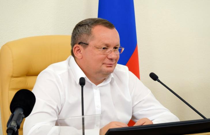Игорь Мартынов заявил о помощи астраханскому бизнесу