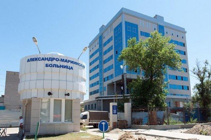 Александровская больница приглашает астраханцев на День здоровья