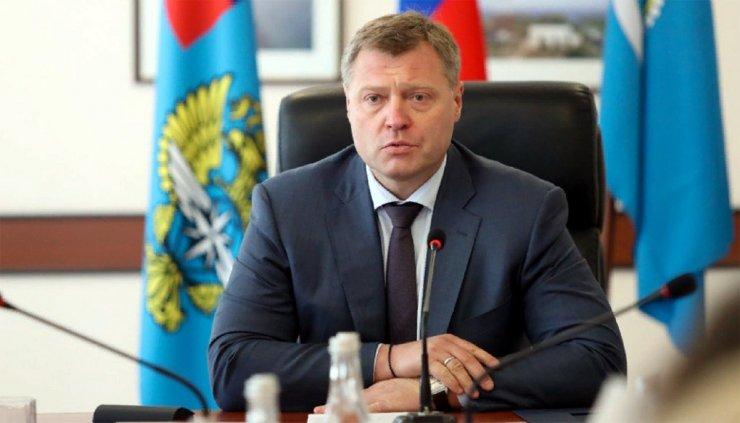 Астраханский губернатор озвучил меры поддержки бизнеса