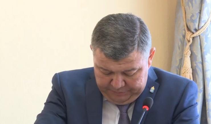 Прокуратура внесла представление главе Красноярского района Бисенову из-за свалки