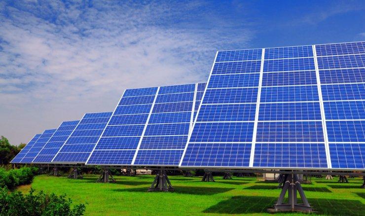 Астрахань на третьем месте в стране по производству солнечной энергии