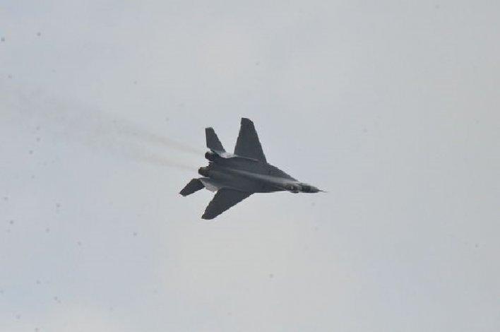 Стала известна судьба пропавшего над Каспием азербайджанского истребителя