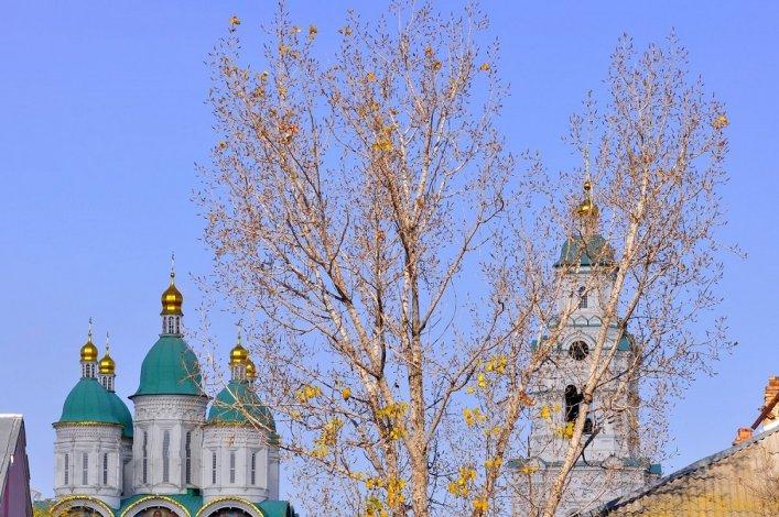 Синоптики рассказали о погоде в Астрахани на предстоящие выходные