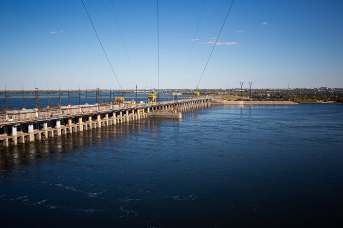 Осенний паводок идёт в Астраханскую область
