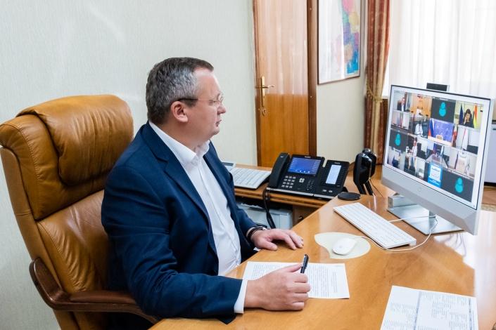 В ДАО скорректировали бюджет Астраханской области