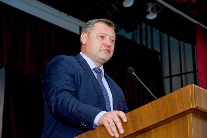 Губернатор тащит Астраханскую область в XXI век