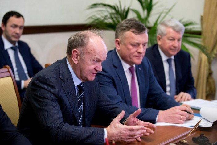 Газпром пообещал ускорить газификацию Астраханской области и проследить за чистотой воздуха