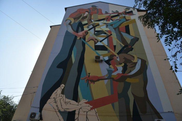 В Астрахани подведены итоги арт-фестиваля «Чилим»