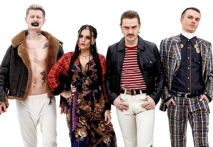 Сыгравшая в Астрахани группа выступит на «Евровидении»