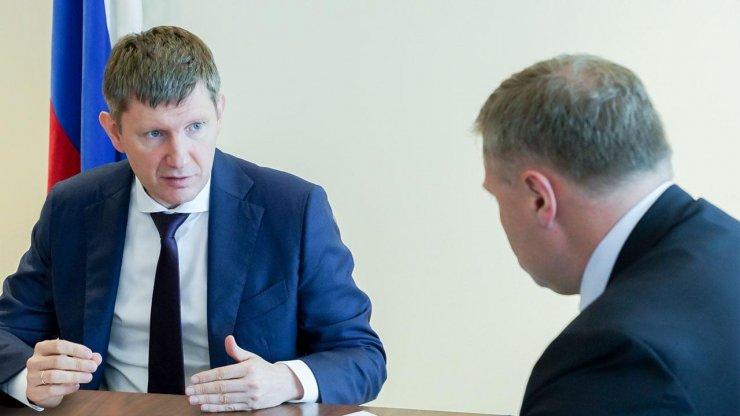 В Астрахань приедет министр экономического развития
