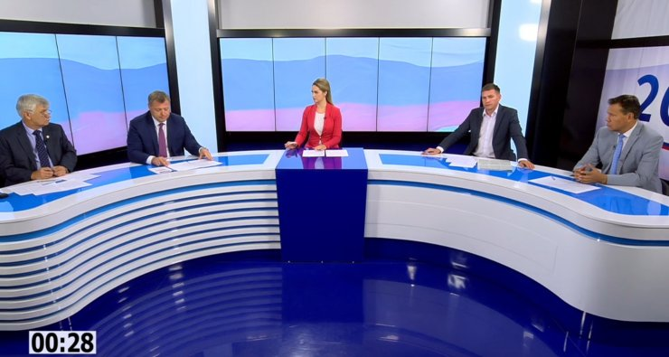 Прошедшие теледебаты на выборах губернатора войдут в историю астраханской политики