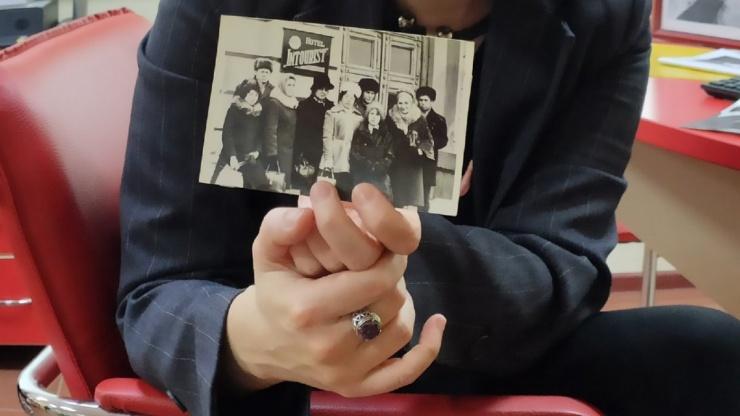 В молодёжной библиотеке Астрахани вспоминали Нинель Мордовину
