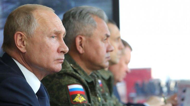 Путин прибыл в Астраханскую область