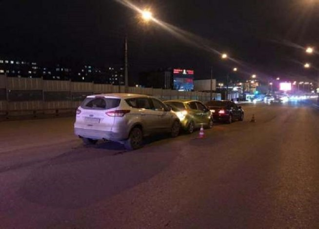В Астрахани в ДТП серьёзно пострадал ребёнок