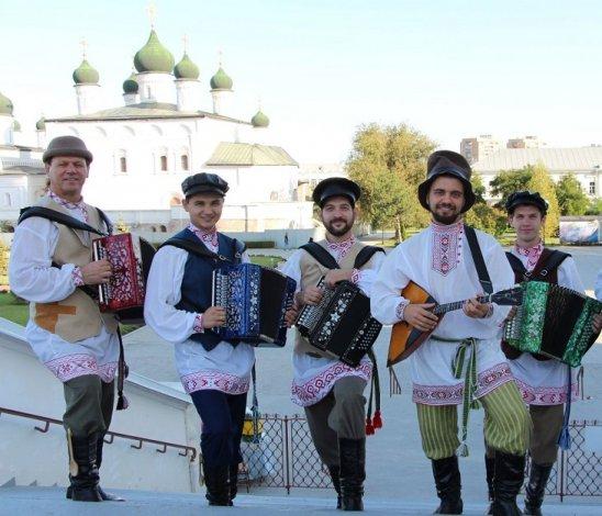 Астраханские гармонисты получили гран-при на международном конкурсе