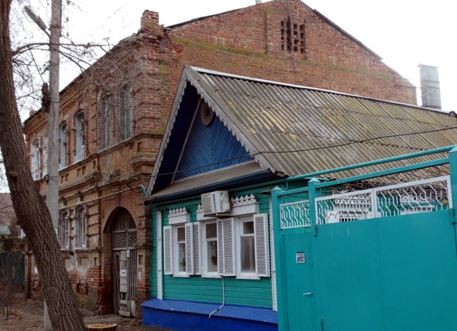 В Астрахани создают базу данных исторических зданий