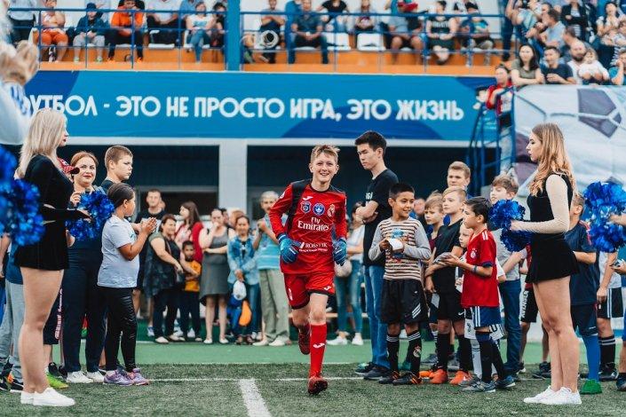 В Астрахани стартовала громкая спортивная акция по футболу