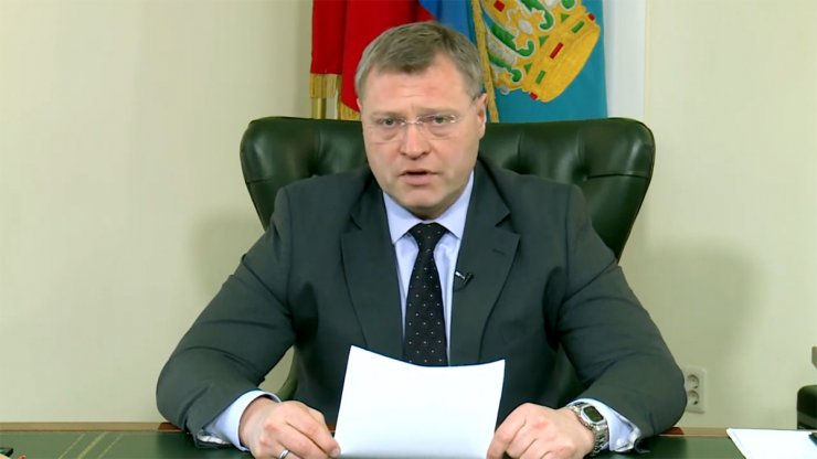 Игорь Бабушкин ввёл в Астраханской области карантин