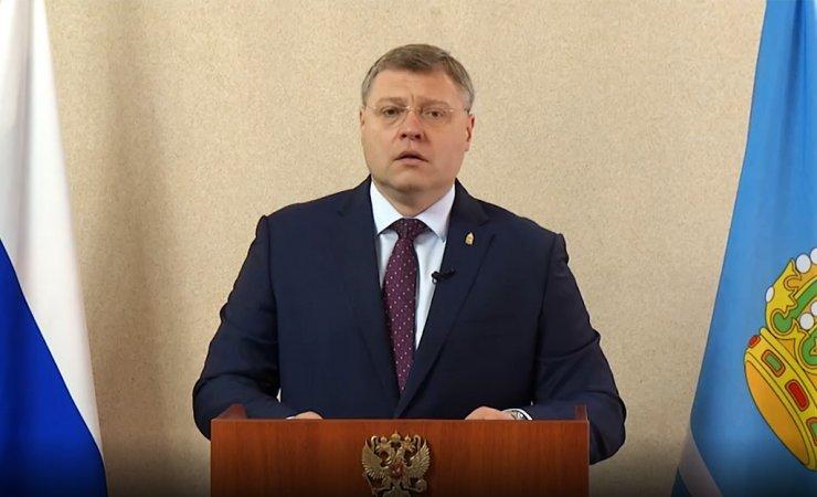 Тезисы губернатора Игоря Бабушкина об итогах работы астраханского правительства