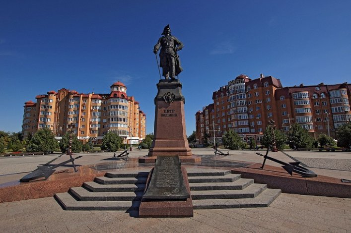 Сегодня Астраханской губернии исполнилось 302 года