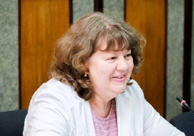 Ирина Родненко любит светлое пиво