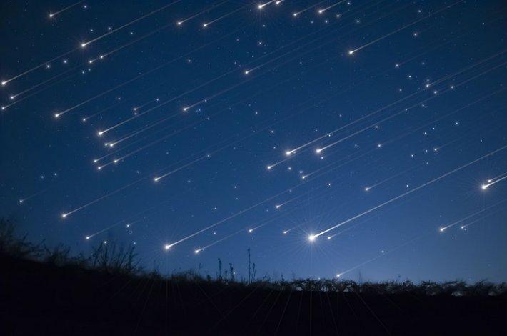 В Астраханской области начинается сезон звездопада