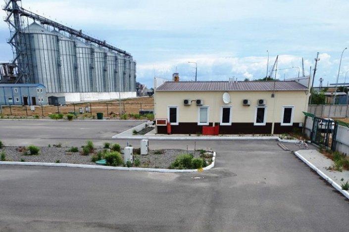 Астраханский морской порт Оля обновил морской пункт пропуска