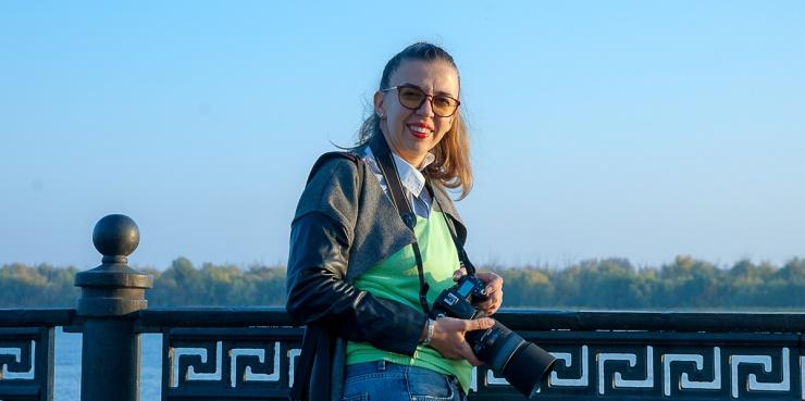 Фотограф Ольга Жолобова и её «Старая Астрахань»