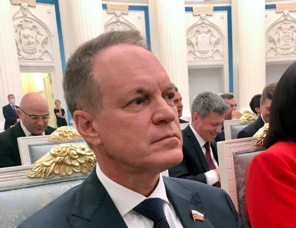 Астраханский сенатор резко улучшил свои позиции в медиарейтинге