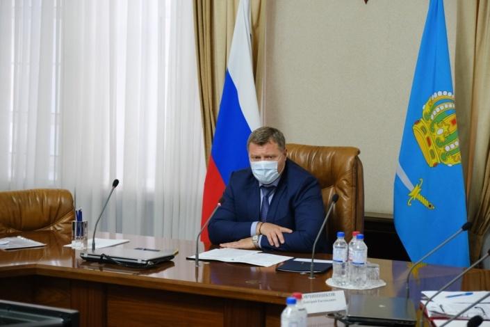 В ковидные госпитали Астраханской области продолжается набор сотрудников