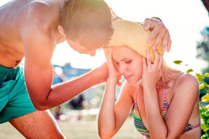 Астраханцев предупредили об опасности теплового удара
