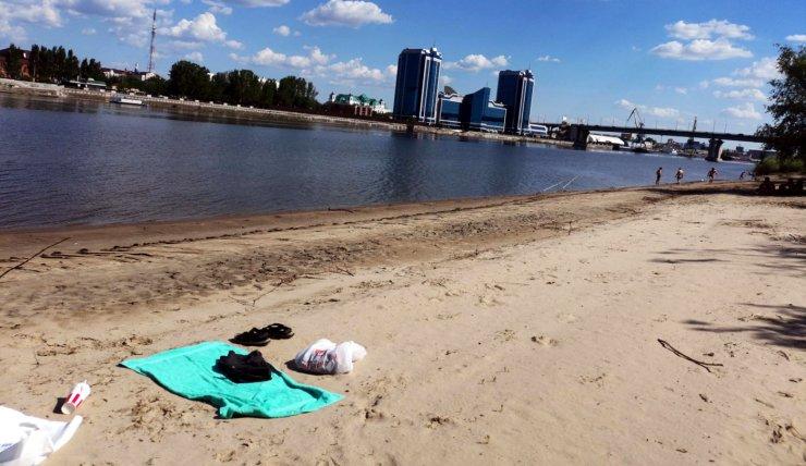 Астраханские пляжи: коронавирусные или нет?