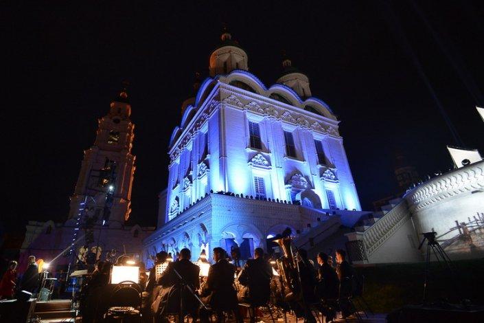 Оперу из Астраханского кремля - «Руслан и Людмила», покажут в интернете