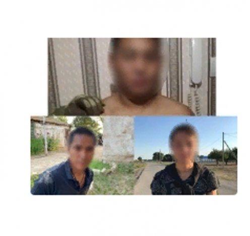 Пятеро молодых астраханцев похитили человека и попались