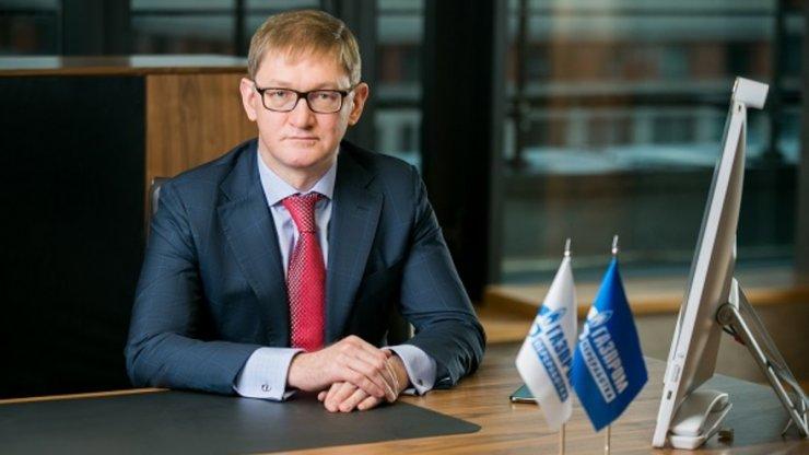 Гендиректор «Газпром переработка» Гараев – о «газоснабжающей степи»