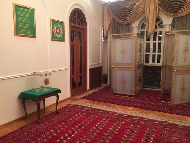 В Астрахань прибудет новый консул Туркменистана