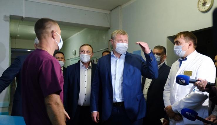 Астраханский губернатор взялся за решение одной из главных проблем ахтубинцев
