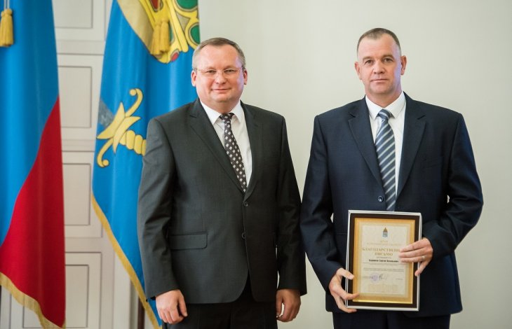 Игорь Мартынов поздравил работников нефтяной и газовой промышленности